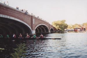 Seasons on the Charles